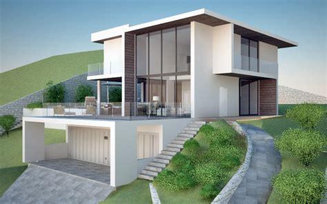 progetto casa moderna arredamento e dintorni progetto villa moderna in sardegna