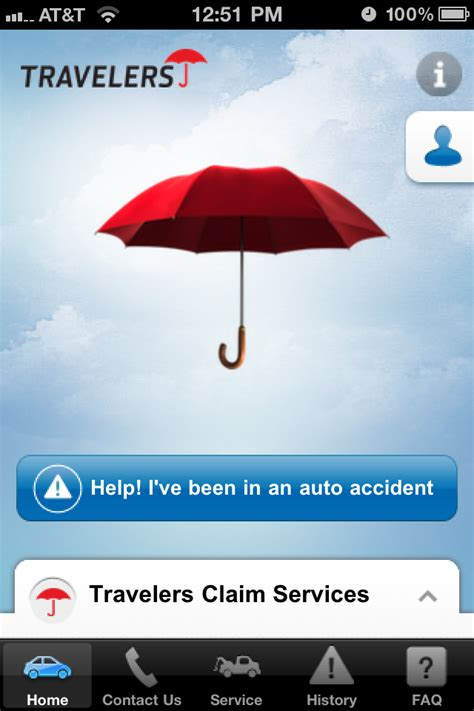 Travelers Auto Insurance Claims by Travelers Claims Via Smartphones Tripled