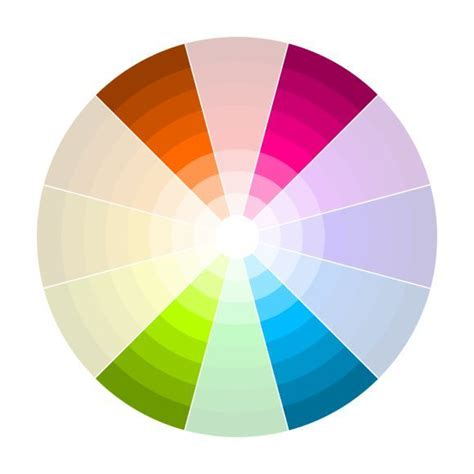 what are contrasting colors complementary a four hue contrasting color scheme