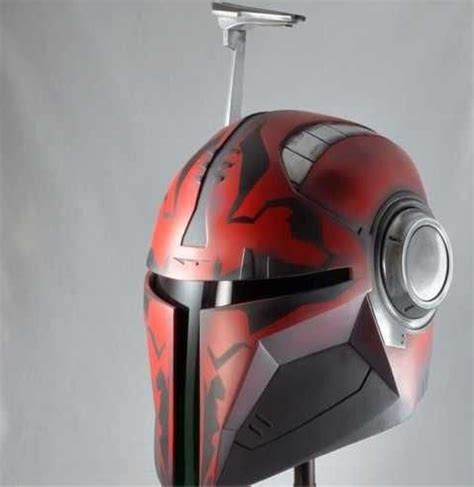 Star Wars Motorcycle Helmets   I am one with the FORCE.
