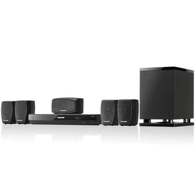 panasonic scxh70 5 1 channel dvd home theater system