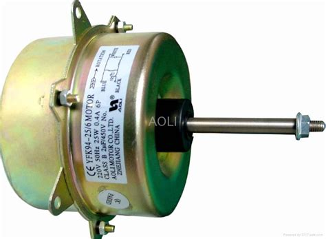 air conditioner fan motor fan motor and air conditioner motor yfk94 aoli china