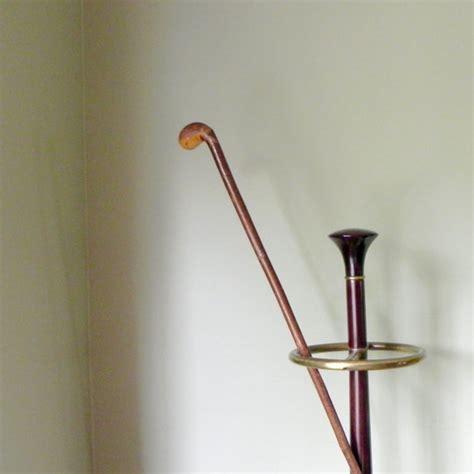 Door Knob Sticks by Vintage Wooden Wood Walking Stick By Jollytimeone On Etsy