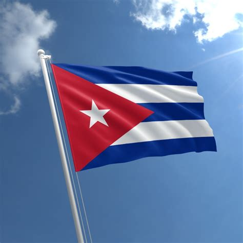 cuban cuba flag small cuba flag 3 x 2 ft cuban flag the flag shop