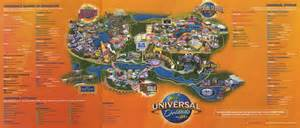 Map Of Universal Orlando by Theme Park Brochures Universal Orlando Resort Theme Park
