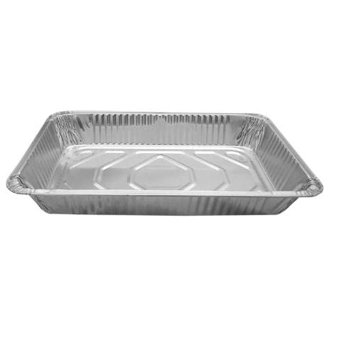 catering essentials steam table pans essentials f20793 heavy duty size foil