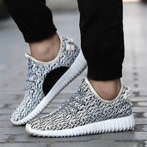 Adidas Yeezy 350 Aumentar Hombres Wome Naturals Zapatos P 719 by Zapatos Deportivos