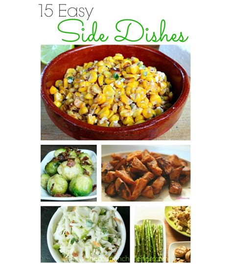 and easy side dishes archives 15 easy side dishes