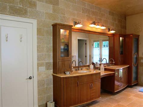 Modern Bathroom Cabinetry by Portfolio Advantage Contracting