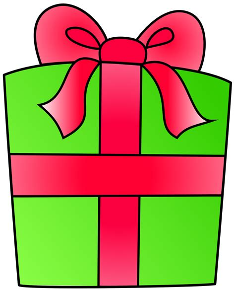 gifts clipart black and white clipart panda free clipart images