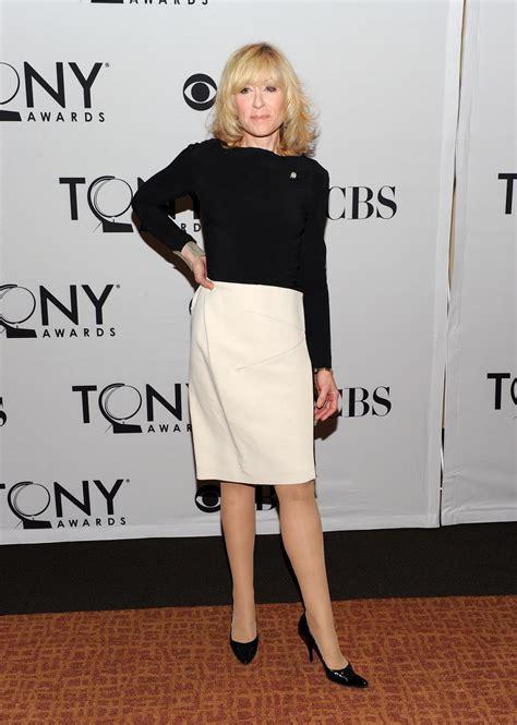 Judith Light Leg by Judith Light Photos Photos 65th Annual Tony Awards Meet