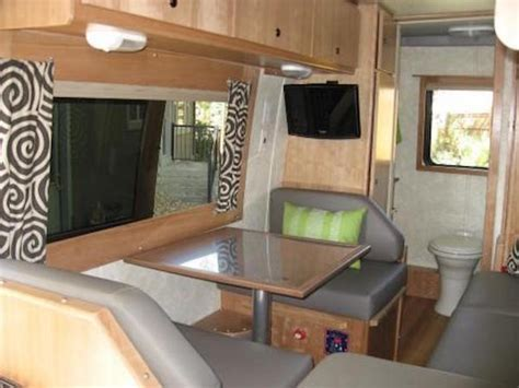 rv renovation ideas and pictures class c motorhome remodel 2003 forest river mb cruiser class b