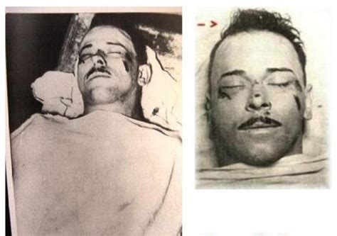 dillinger bank robber notorious american gangster and midwest bank robber