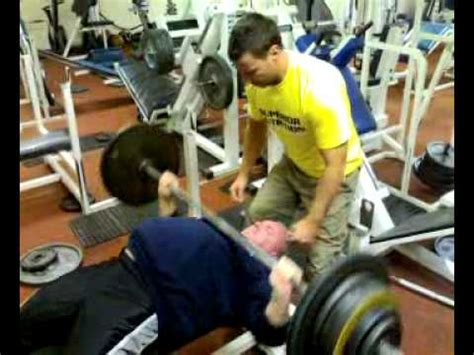 wwe bench press kane atlas gym dublin ireland irish body builder power