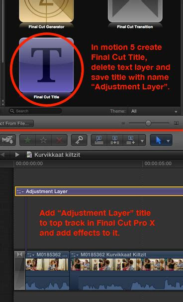 final cut pro title templates tapio haaja s blog not updated anymore use clean title