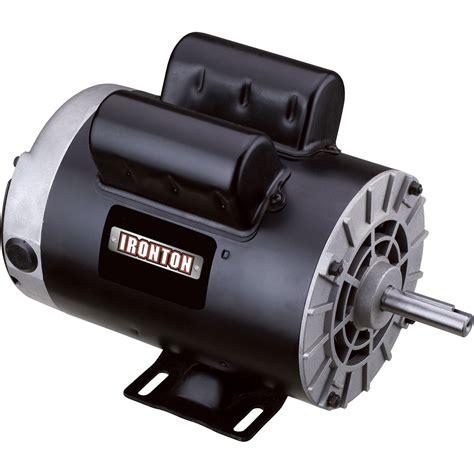 120v Electric Motor by Product Ironton Compressor Motor 2 Hp 120v 240v