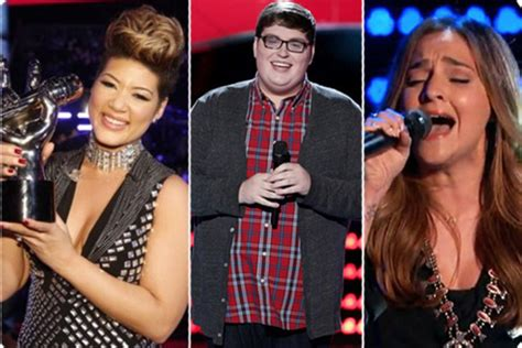 the voice winners where are they now tessanne chin and voice winners where are they now the voice winners where