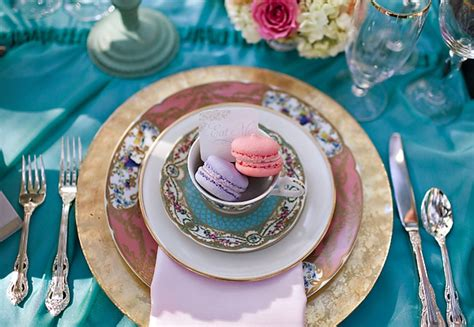 place setting ideas 40 tea party decorations to jumpstart your planning