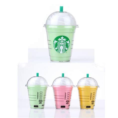 Powerbank Starbuck cheap 5200mah starbuck powerbank coffee cup usb mobile
