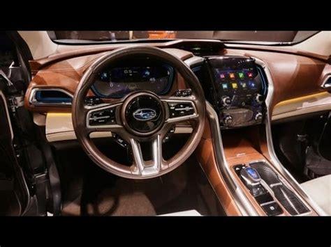 2019 Subaru Ascent Gvwr by 2018 Subaru Ascent Interior And Exterior