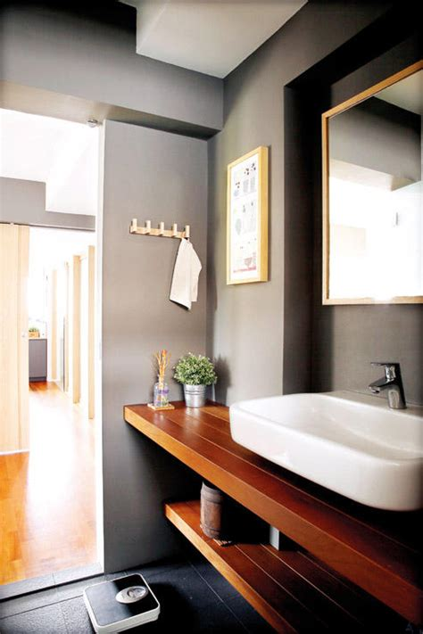 hdb bathroom ideas 7 hdb bathrooms that are both practical and luxurious