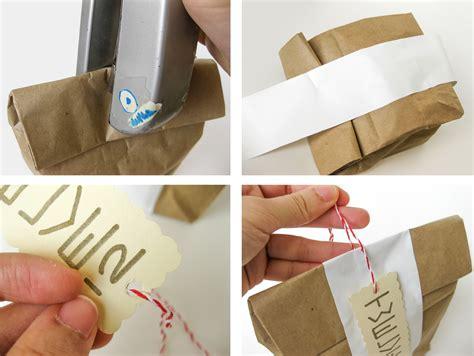 Fold A Paper Bag - cafe craftea diy advent calendar day 12 pretty paper bag i
