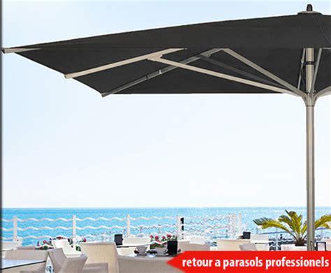 Parasol Resistant Au Vent 999 by Grand Parasol Haut De Gamme En Aluminium 4x4m Ou 5x5m