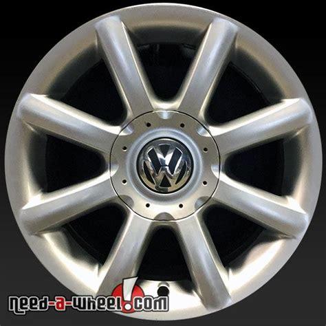 Volkswagen Wheels Oem by 15 Quot Volkswagen Vw Passat Wheels Oem 2003 2005 Silver Rims