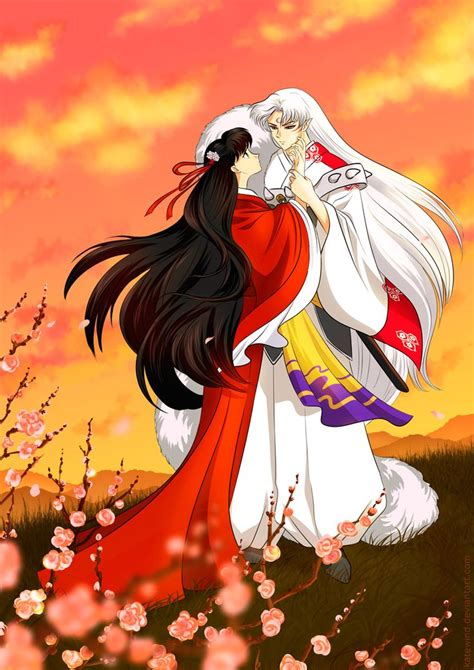 71 best images about sesshomaru and rin on you