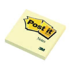 post it 76 x 76mm notes canary yellow pack of 12 654 yellow