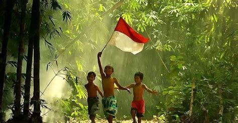 Handuk Merah Putih Kecil Inilah Alasan Negara Khilafah Tidak Tepat Untuk Indonesia