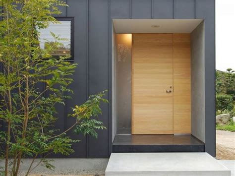 Minimalist Design House by Minimalist Door Models That Are Popular This Year 4 Home