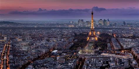 De Montparnasse Its Time by Time Captures View From Tour Montparnasse And