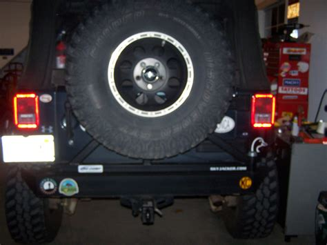 homemade jeep rear bumper homemade rear bumper tire carrier and front bumper jk