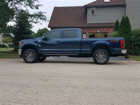 Ford F250 Forum by Lowering Rear Of 2017 F250 Page 2 Ford Powerstroke
