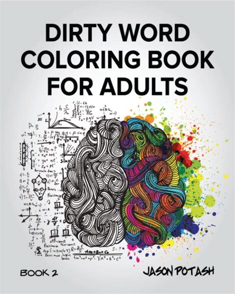 word coloring book for adults vol 2 jason