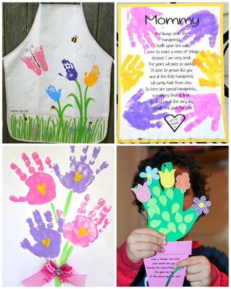 kid craft gifts s day handprint crafts gift ideas for to