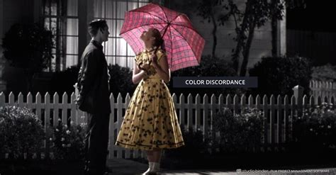 themes in the film pleasantville how to use color in film 50 exles of movie color palettes