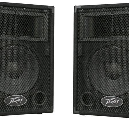 peavey pvi 10 10 pa speaker cabinet pair buy wholesale pa speaker cabinet from usa dropshippers