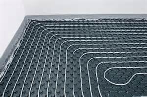 fussboden heizung warmwasser fu 223 bodenheizung die klassische fussbodenheizung
