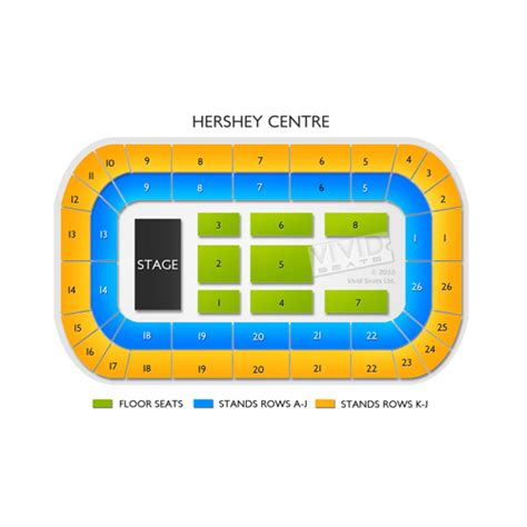 hershey center seating view hershey centre seating chart seats