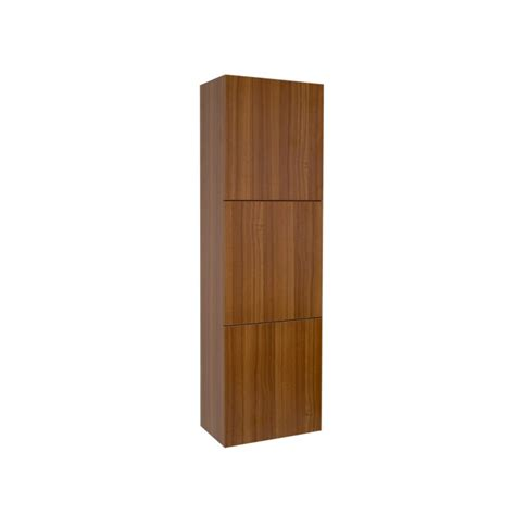 teak bathroom storage fresca teak bathroom linen side cabinet w 3 large storage