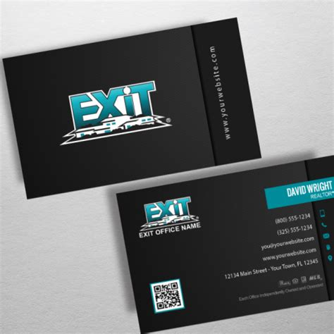 Exit Realty Business Card Templates Free Shipping Realty Cards Exit Realty Business Cards Exit Realty Business Cards Template