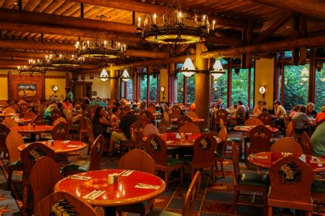 Images Of High Back Chairs by Wilderness Lodge Update Whispering Canyon Lunch Not