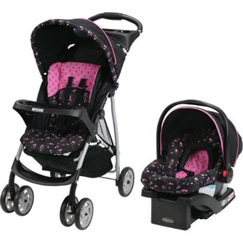 Carset 3in1 Animal Print graco literider click connect travel system with snugride click connect 22 infant car seat