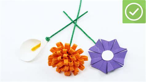 creare fiori 3 modi per creare fiori di gommapiuma wikihow
