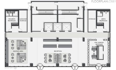 hotel lobby design layout thesis a boutique hotel by shelley quinn at coroflot com