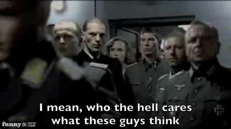 Hitler Bunker Meme - the downfall parody to end all downfall parodies from