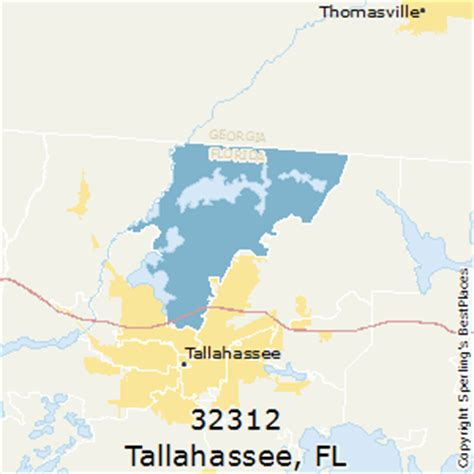 zip code map tallahassee best places to live in tallahassee zip 32312 florida