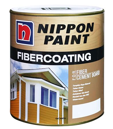 Cat Akrilik Nippon Paint nippon paint indonesia the coatings expert fiber